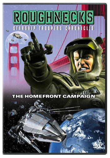 ROUGHNECKS:STARSHIP TROOPERS - HOMEFR (DVD)